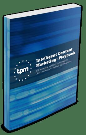 Intelligent Content Marketing Playbook